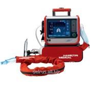 Аппарат искусственной вентиляции лёгких Hamilton-T1, Hamilton Medical фото