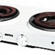 Плита электрическая МЕЧТА 2 конфорка спираль фото