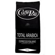 Кофе в зернах Poli 100% Arabica, 1 кг фото