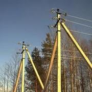 Строительство линий электропередач, Строительство линий электропередач фото
