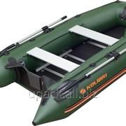 Надувная килевая лодка Kolibri КM-300D фото