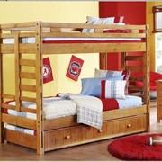 Мебель детская.Кроватка-трансформер Оскар фото