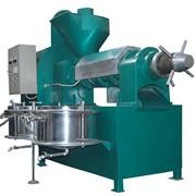 Пресса шнекового типа для производства растительного масла фото