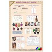 Плакат Моделирование рукавов В.24 фото