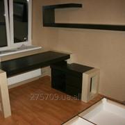 Элементы мебели и столешницы из тамбурата фото