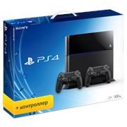 Игровая приставка SONY PlayStation 4 + Дополнительный Джойстик фото