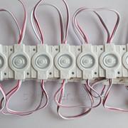 Светодиодный модуль 2835 1LED, 1,5Вт Премиум класс фото