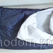 Спальный мешок YSI (Эстония).Лес. -20 °C. 200 см Х 75 см. Нейлон Oxford. фото