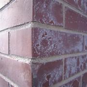 Удаление высолов (соли) с кирпича, тротуарной плитки и др., гидрофобизация. фото