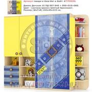 Детская комната Джинс 15 ЛД-507-040 + 050+010+060 фото