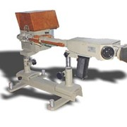 Стилоскоп универсальный СЛУ для быстрого визуального качественного и сравнительного количественного спектрального анализа черных и цветных сплавов в видимой области спектра. фото