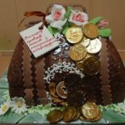 Торт ювілейний 71 фото
