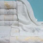 Махровые полотенца 100% хлопок фото
