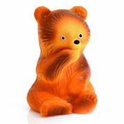 Игрушка ПВХ Медведь СИ-91 фото