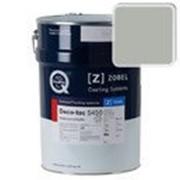 Краска для дерева акриловая ZOBEL Deco-tec 5450B RAL 7038 шелковисто-матовая, 1 л фото