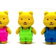 """Ластик детский """"Медведь"""" ассорти, 6181 фото"""
