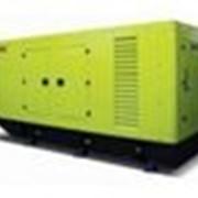 Дизельный генератор GenPower GPR 500 S фото