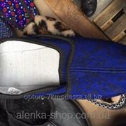 Женские тапочки 35-42 синие, код товара 223294664 фото