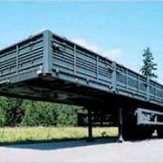 Аренда бортового грузовика 12 м.- 20 т фото