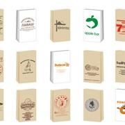 Бумажные пакеты для муки, Бумажные пакеты для кондитерских изделий фото
