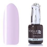 Vogue Nails, База для гель-лака Rubber, milk, 18 мл фото