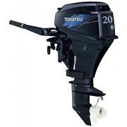 Лодочный мотор TOHATSU MFS20CS фото