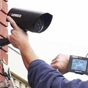 Техническое обслуживание IP - видеонаблюдения фото