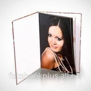 Полиграфическая фотокнига 25х25 (мягкая и твердая обложка) фото