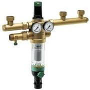 Установка систем автоматического распределения воды фото