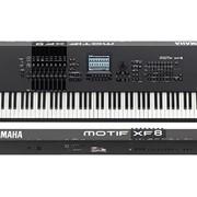 Синтезатор Yamaha MOTIF XF8 фото