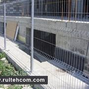 Оцинкованный забор. Еврозабор. Сварные панели. Eurogard. Gard zincat. Panou gard. Gard euro фото