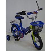Велосипеды двухколёсные GALLOP-12 синий фото