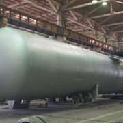 Сепараторы нефтегазовые с номинальным объемом от 6,3 до 50 м3 фото
