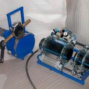 Установка для стыковой сварки пластиковых труб САП-160 фото