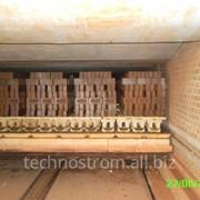 Печные вагонетки с футеровкой, фото