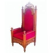 Трон-кресло №6033 фото