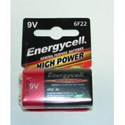 Батарейка Energycell High Power 6F22 (10/480) фото