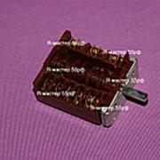 Переключатель режимов духовки 46.27966.540 для электроплиты Gorenje фото