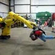 Роботы манипуляторы фото