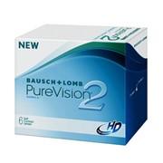Линзы контактные мягкие PureVision 2 фото