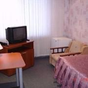 Гостиничные номера: однокомнатные одноместные фото