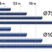 H102B05 NORDBERG Шланг газоотводный D=102мм длина 5 м фото