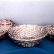Форма плетена для расстойки хлеба фото