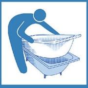 Реставрация ванн акриловым вкладышем, Полтава фото