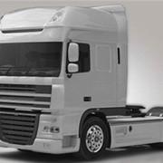 Стоянка грузовых автомобилей фото