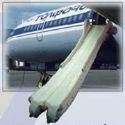Трапы надувные авиационные ТНО, ТНД фото
