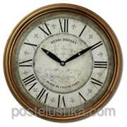Часы настенные Генри De-torre ED03 фото