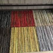 Ковровая плитка, ковролин DESSO. фото