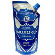 Молоко цельное сгущенное с сахаром ГОСТ Р 53436-2009 фото