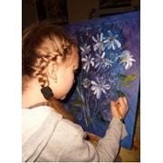 Мастер-классы по живописи для детей фото